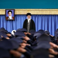 Iran: Ayatollah Khamenei dismisses US warning on missile tests, says Trump 'real face' of corruption