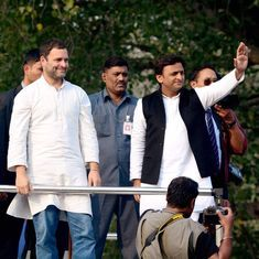 Despite shows of public enthusiasm, the Congress is beset with doubts and anxiety in western UP