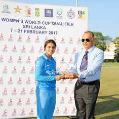 With a half-century in just her second ODI, Devika Vaidya is shaking up Indian women's cricket