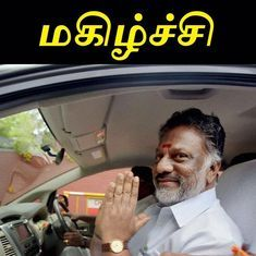 Panneerselvam's dramatic revolt has flooded social media with hilarious memes supporting him