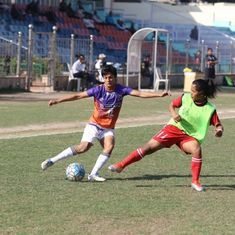 Football: FC Pune City beat Aizawl 4-0 to enter the semi-finals of the Indian Women's League