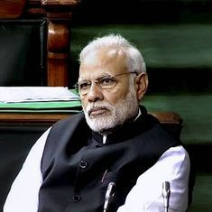 Economists don't know parameters on which to assess demonetisation, Modi says in Rajya Sabha