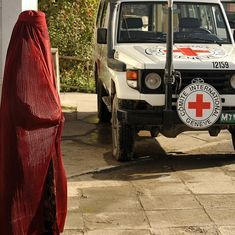 Red Cross to temporarily stop operations in Afghanistan after six aid workers killed by militants