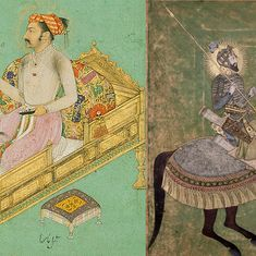 Bad Muslim, good Muslim: Out with Aurangzeb, in with Dara Shikoh