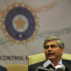 Shashank Manohar plotted against N Srinivasan, claims IPL scandal petitioner Aditya Verma