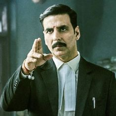 Film review: 'Jolly LLB 2' is guilty of dramatic overreach but Saurabh Shukla is brilliant