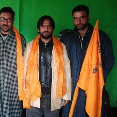 A new saffron bloom in the Valley: The other Shiv Sena is making its presence felt in Kashmir
