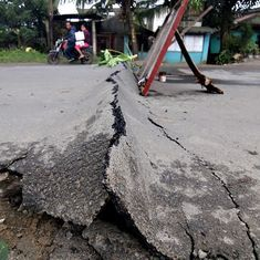 6.7-magnitude earthquake hits the Philippines, at least six people dead