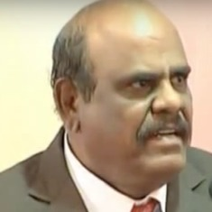 Warrant issued against Calcutta judge CS Karnan for skipping contempt proceedings