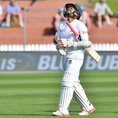 Bangladesh are no longer regarded as underdogs and that has become their Achilles heel