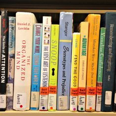 Do you hide your self-help books behind rows of great literature? Here's why you need to stop