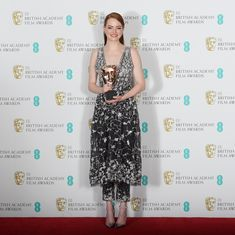 Baftas 2017: Dev Patel, Emma Stone win acting honours as 'La La Land' takes five trophies