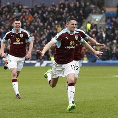 By holding Chelsea, Burnley proved again they are the kings of Turf Moor