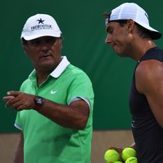 In Uncle Toni's retirement as Rafael Nadal's coach, it's more than just the end of an era
