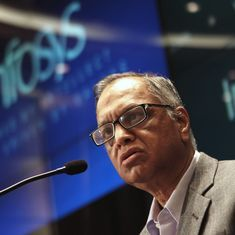Senior executives should take pay cuts to tackle layoffs in IT industry, says Narayana Murthy