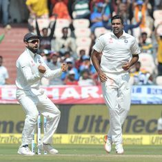 India's 19-Test unbeaten streak: Virat Kohli, R Ashwin's numbers tell a story of dominance