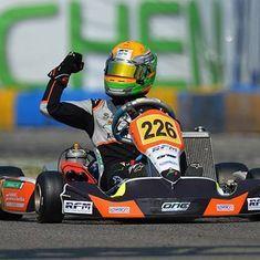 India's Jehan Daruvala creates history with New Zealand Grand Prix win