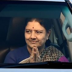 VK Sasikala's properties in Tamil Nadu seized days after her return to state