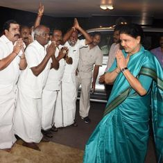 The big news: Sasikala holds meetings with MLAs before SC verdict, and nine other top stories