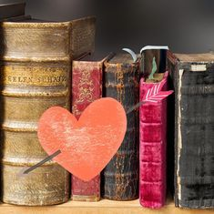 Three ways to spend this day for lovers with books (and lovers)
