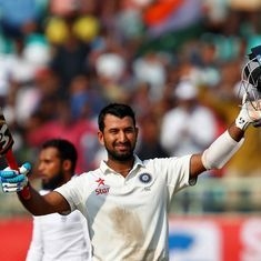 Brick by brick, Cheteshwar Pujara has become the invisible wall of the Indian Test team
