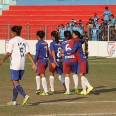 Eastern Sporting Union clinch inaugural Indian Women's League title