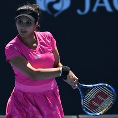 Tennis roundup: Sania Mirza ousted in Wuhan, Prajnesh Gunneswaran reaches semis in Tiburon