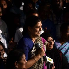 Sasikala didn't violate prison rules, claims of special treatment are wrong, says her lawyer