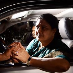 Karnataka CM orders inquiry into claims that Sasikala bribed prison officials for special treatment