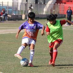 This 12-year-old is the find of the inaugural Indian Women's League
