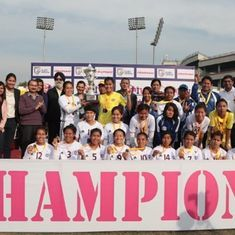The Indian Women's League was a good start, but those involved hope for an expansion