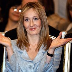 JK Rowling is the world's richest author with $95 million in earnings, says Forbes