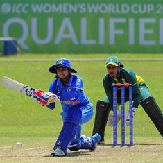 India beat South Africa by 49 runs to continue winning streak in Women's World Cup qualifiers