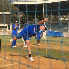 Watch out, India! Australia have a Shane Warne 2.0 in Mitchell Swepson waiting for you