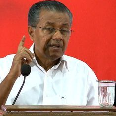 Kerala: Chief Minister Pinarayi Vijayan denies need for AFSPA after Kannur murders