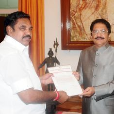 Tamil Nadu governor appoints Edappadi Palanisamy chief minister, invites him to form government