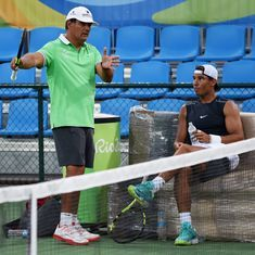 The varied interpretations of Toni Nadal's retirement only hit Rafael Nadal the hardest