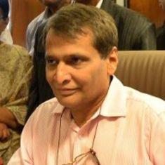 Railway Minister Suresh Prabhu orders forensic inquiry into Patna-Indore Express derailment