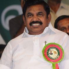 Edappadi Palanisamy becomes Tamil Nadu's new chief minister