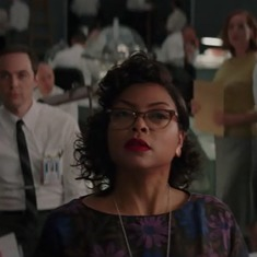Film review: 'Hidden Figures' adds up to an uplifting drama about space and race