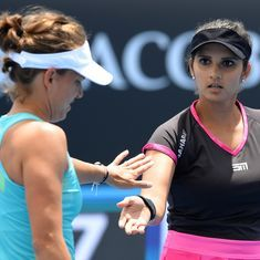 Sania Mirza ends doubles partnership with Barbora Strycova, to team up with Yaroslava Shvedova