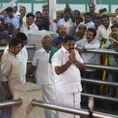 Former AIADMK presidium chief removes Palaniswami, Sasikala, and her nephew Dinakaran from party