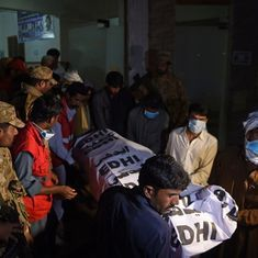 The big news: More than 70 dead in suicide blast in Pakistan shrine, and nine other top stories