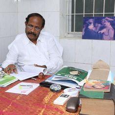 Tamil Nadu: Mylapore MLA R Nataraj says he will vote against Palaniswami in the floor test