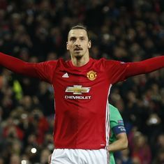 Manchester United's Zlatan Ibrahimovic ruled out for the rest of the season: Reports
