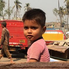 Give us homes, give us schools, give us gardens, say residents of Mumbai's poorest slums