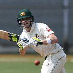 Australia's Steve Smith, Shaun Marsh smash centuries on Day 1 of warm-up game against India A