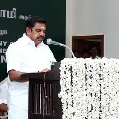 Tamil Nadu CM writes to Narendra Modi for the release of Indian fishermen captured by Sri Lanka