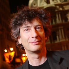 Neil Gaiman almost makes a novel out of Norse mythology