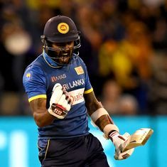 The sports wrap: Sri Lanka beat Australia off last ball in first T20I, and other top stories
